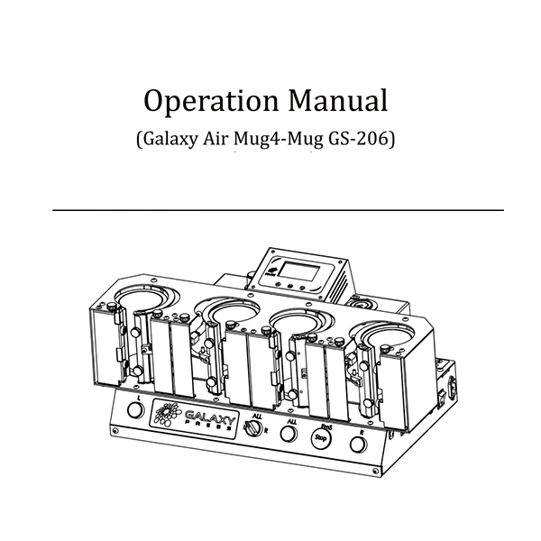 GS-206 Operation Manual